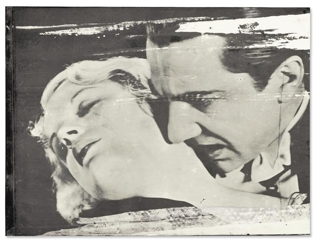 Andy Warhol, 'The Kiss (Bela Lugosi)', Christie's