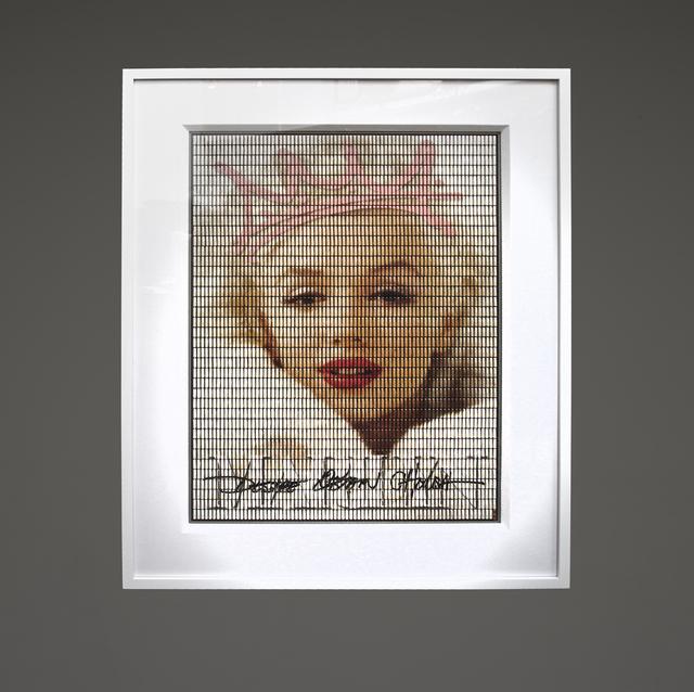 , 'Marilyn Crown,' 2015, Bluerider ART
