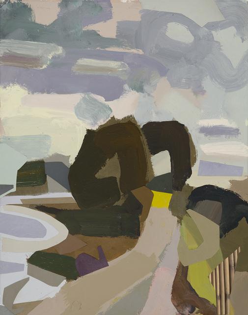 , 'Bottom of Braveheart Hill,' 2016, Gallery NAGA