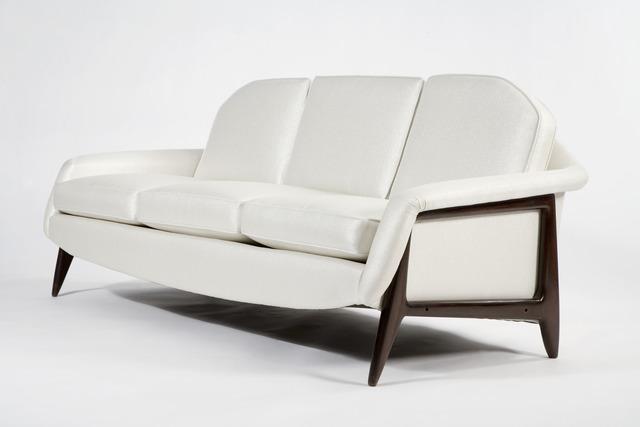 """, '""""Stella"""" sofa,' ca. 1956, R & Company"""