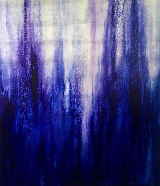 Vanessa Berlein, 'Blue Velvet', 2017, Tanya Baxter Contemporary