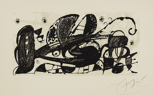 Joan Miró, 'Joan Miró', 1974, Phillips