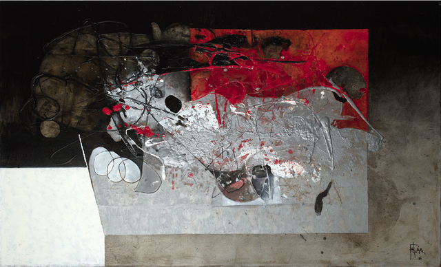 , 'Sin título 9/16,' 2016, Durban Segnini Gallery