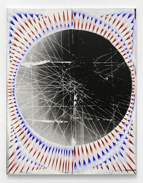 , 'o.T.,' 2014, Galerie Emanuel Layr