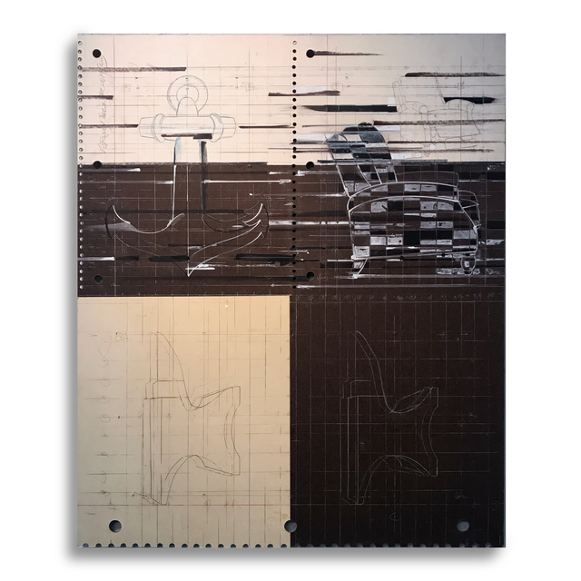 Ed Rainey, 'Three In One', 2019, Binder Projects