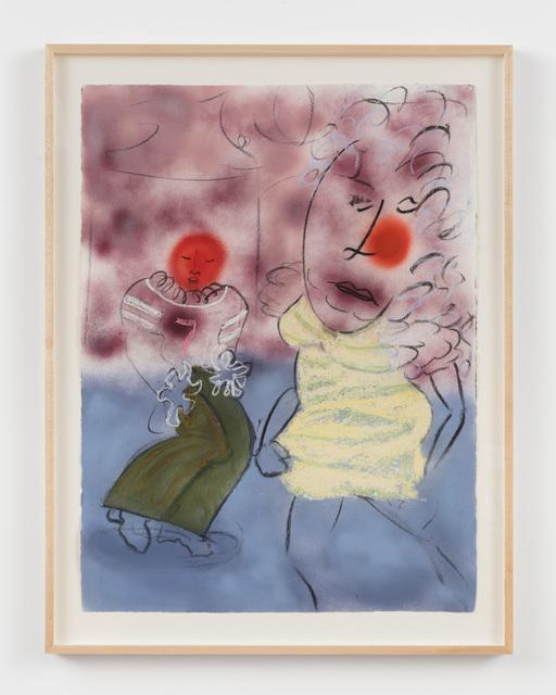 , 'Untitled,' 2018, Rachel Uffner Gallery