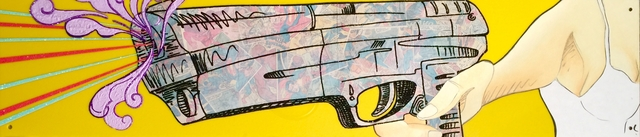 , 'Under the Gun,' 2016, Ro2 Art