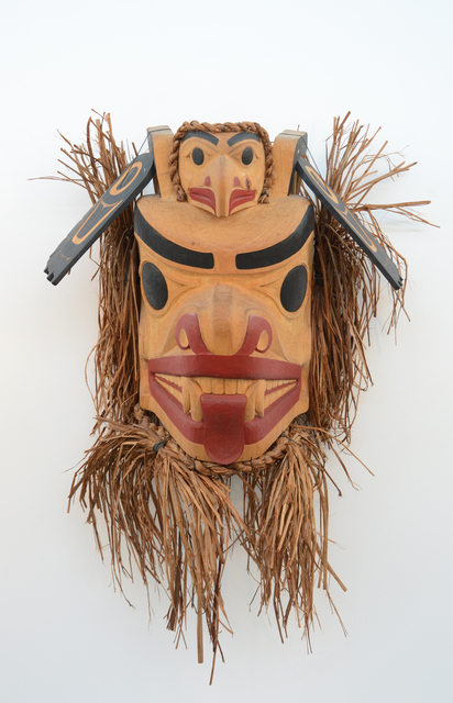 , 'Bear and Eagle Mask,' , Oeno Gallery
