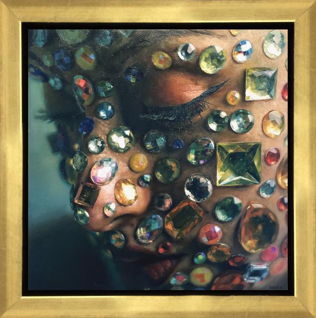 , 'Rhinestoned,' 2016, ARCADIA CONTEMPORARY