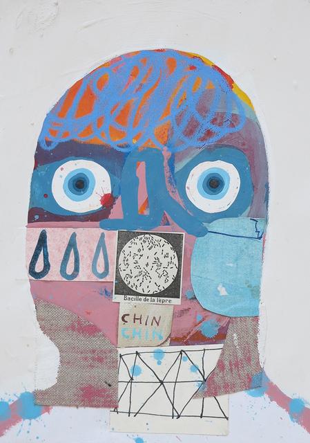 , 'Head 7,' 2018, Turner Barnes Gallery