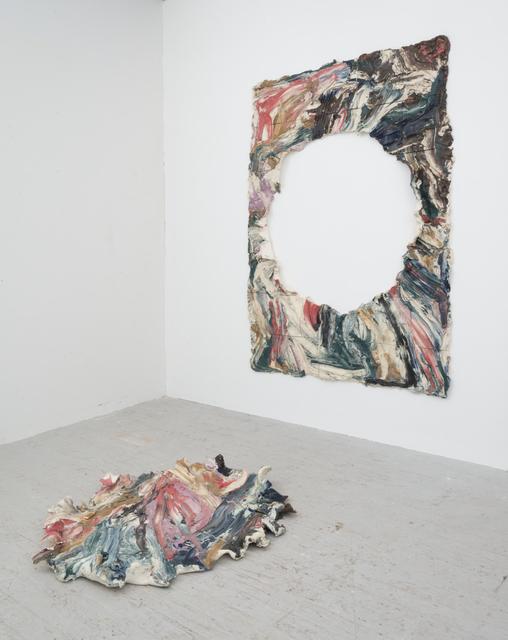 ", '""Area Whole, 300lbs"",' 2014, Galerie Lefebvre & fils"