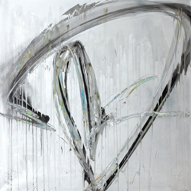 Alex Kuznetsov, 'Silver Heart', 2013, MSK Eastside Gallery