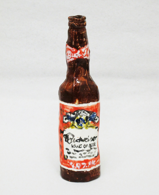 , 'Budweiser Bottle 33 Cl.,' 2013, V1 Gallery