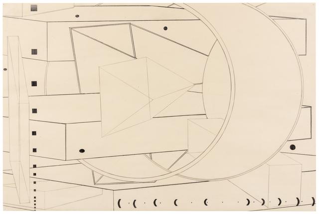 Al Held, 'Untitled', 1975, Hindman