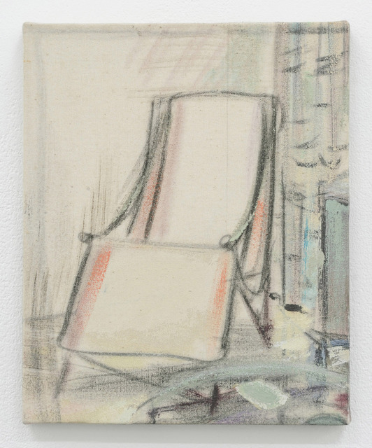 , 'The leather chair undated,' 2016, Kerlin Gallery