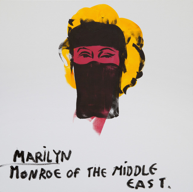, 'Marilyn Monroe of The Middle East #3,' 2014, Zemack Contemporary Art