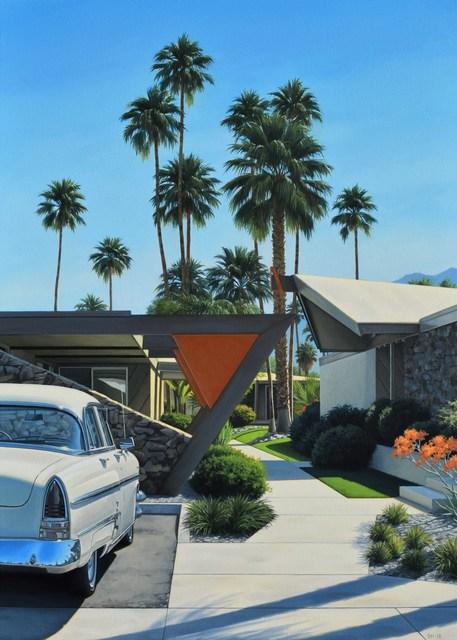 , 'Royal Hawaiian Entrance,' 2018, George Billis Gallery