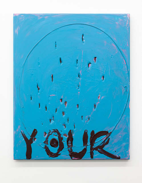 , 'your,' 2014, Micky Schubert