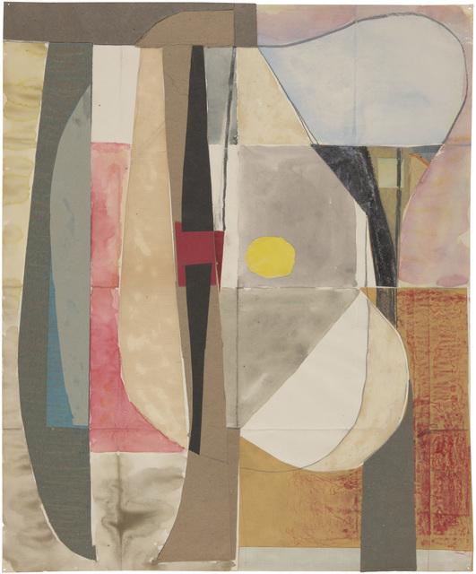 , 'Untitled,' ca. 1946, Richard Diebenkorn Foundation