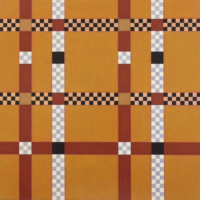, 'Mud Brick,' 2006, Charles Nodrum Gallery