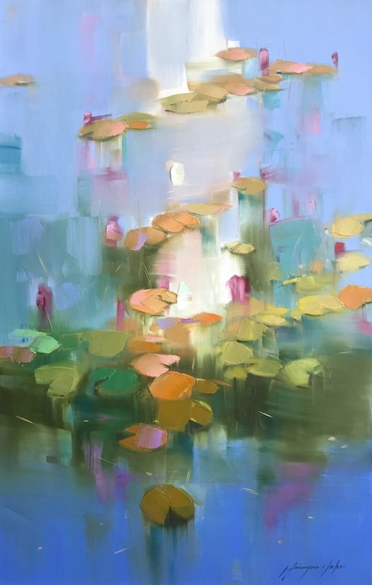 Vahe Yeremyan, 'Waterlilies', 2020, Vayer Art