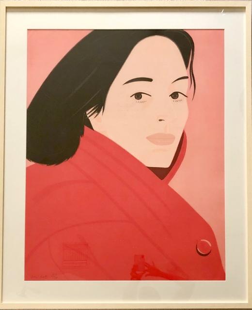 Alex Katz, 'Brisk Day Series ', 1990, Evelyn Aimis Fine Art