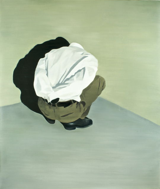 , 'Black Painting No. 64,' 2008, 10 Chancery Lane Gallery