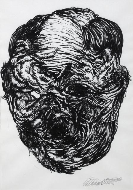 Willehad Eilers, 'Fleischgesicht 01', 2011, Coleccion SOLO