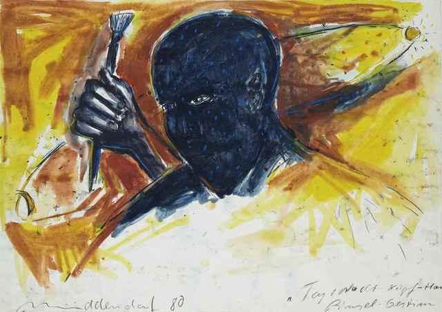 , 'Tag und Nacht,' 1980, Schacky Art & Advisory