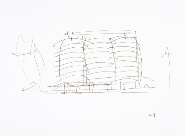 Frank Gehry, 'IAC 2', 2007, Maune Contemporary