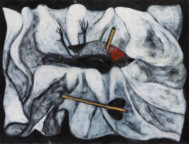 Abe Odedina, 'Who Killed Cock Robin?', 2018, Ed Cross Fine Art