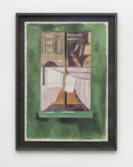 , 'Untitled,' 2016, PPC Philipp Pflug Contemporary