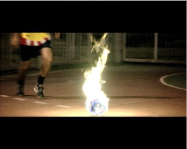 , 'Fire Walk With Me (video still),' 2006, ARTPORT making waves