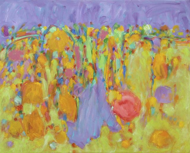 Danny Morgan, 'Plage Chanson 2', 2013, Denise Bibro Fine Art