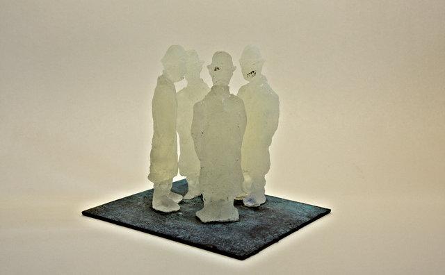 Richard Finkelstein, 'Sons of man', 2017, BCB Art