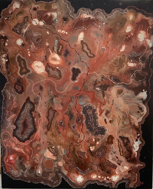 Michelle Lewis, 'Ngayuku Mamaku Ngura ini Makiri', 2019, APY Gallery