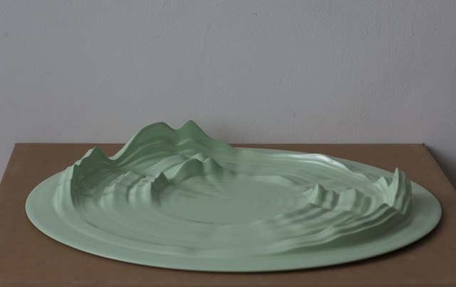 , 'between qiángguó and hūnmí ,' 2015, Galerie Gisèle Linder