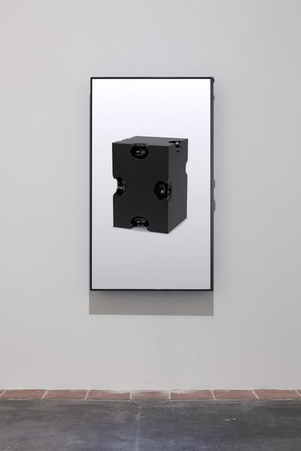 , 'untitled (ABC),' 2015, Galerie Emanuel Layr