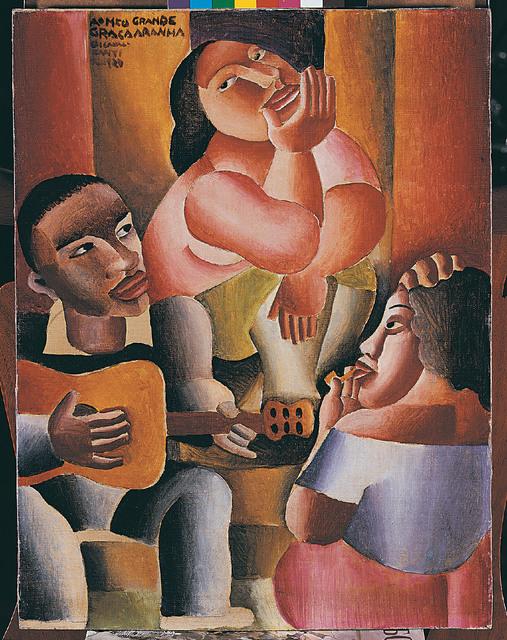 , 'Roda da Samba,' 1929, MALBA