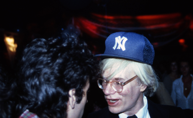 , 'Andy Warhol, Studio 54,' 1978, Ana Mas Projects