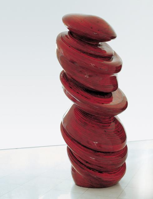 , 'Wooden Crystal,' 2001, Mario Mauroner Contemporary Art Salzburg-Vienna