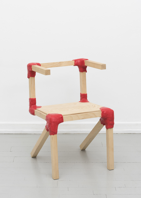 , 'Workshop Chair,' 2017, Etage Projects