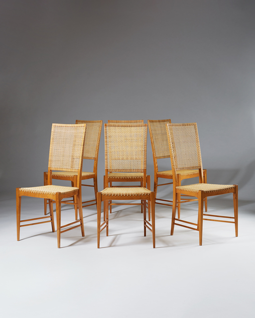 , 'Poem chairs,' 1953, Modernity
