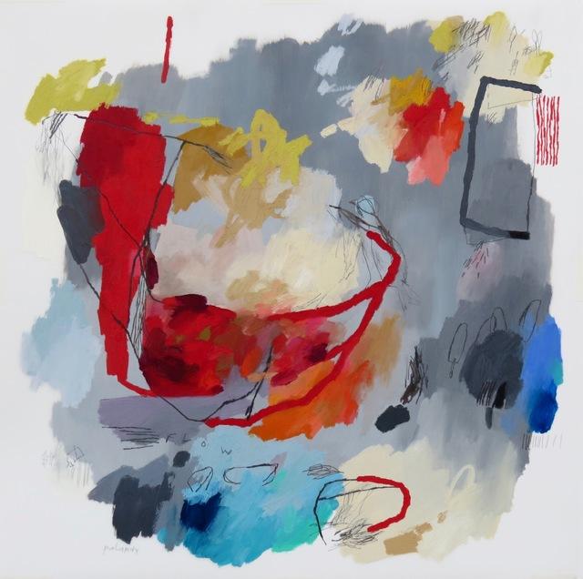 , 'Life Stream No.5,' 2016, Galerie Jean-Claude Bergeron