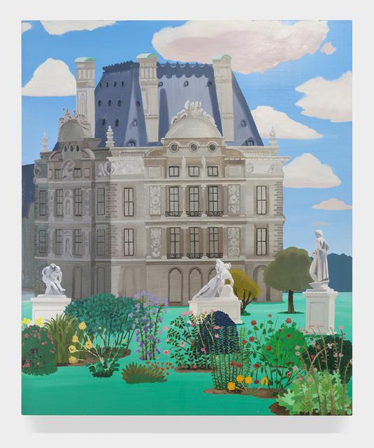 Daniel Heidkamp, 'Larger Louvre', 2015, Half Gallery