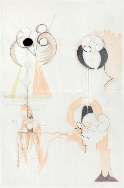 , 'Howl Owl,' 2012, Wilkinson