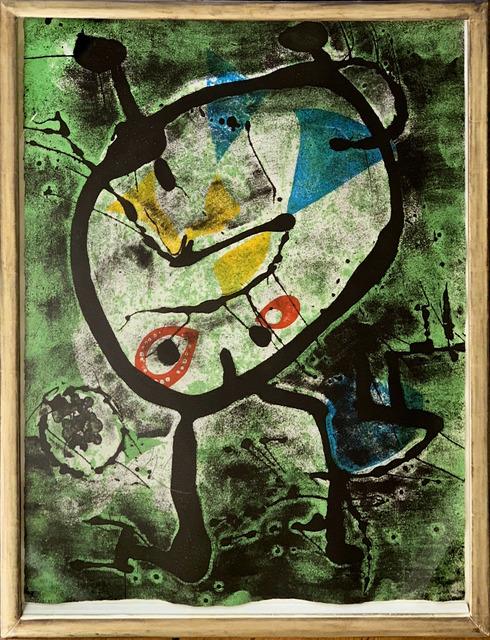 Joan Miró, 'Grans Rupestres II', 1979, Fairhead Fine Art Limited