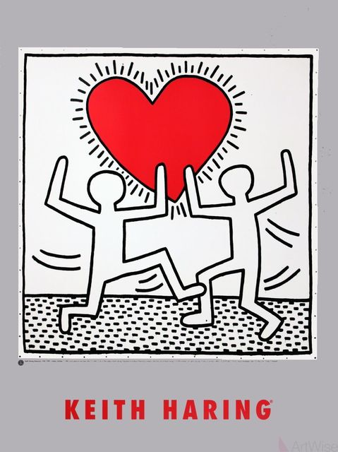 Keith Haring, 'Untitled (October 7, 1982)', 2007, ArtWise