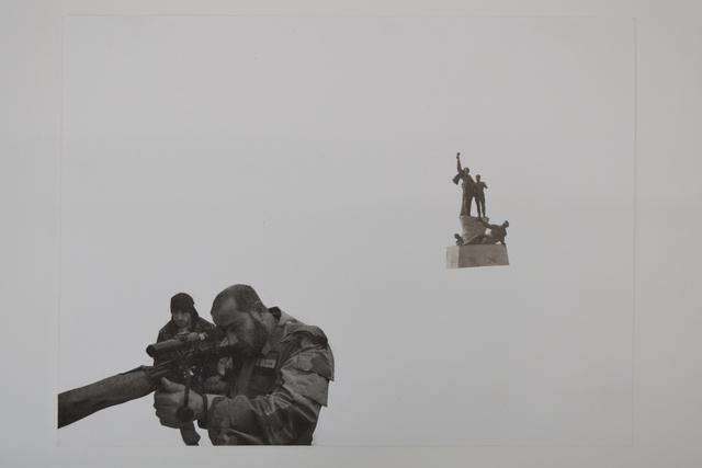 , 'Turkmen Minority Join Fight for Freedom & Martyrs Monument,' 2013, Ellen de Bruijne Projects