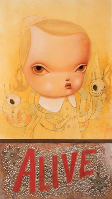 , 'Alive,' 2014, AFA Gallery